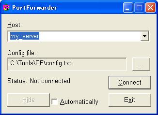 PortForwarder